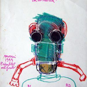Mattia Moreni - Discoteca
