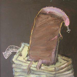 Monumento alla cioccolata - Mattia Moreni