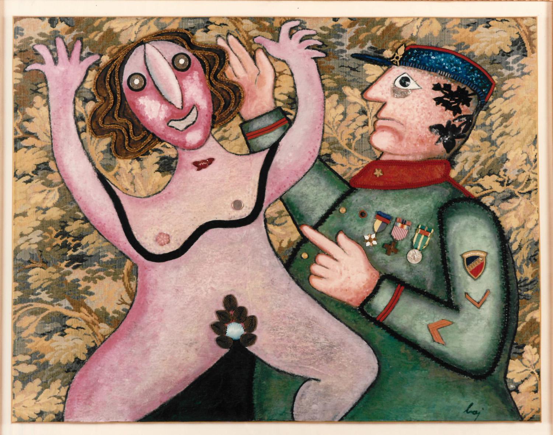 Donna e generale