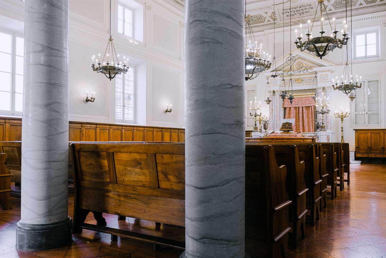 alessandra baldoni sinagoga pisa